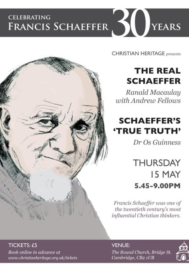 Celebrating Francis Schaeffer 30 years Anniversary