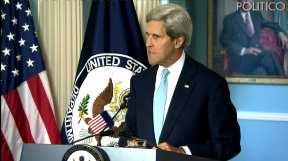 Secretary of State John Kerry has managed to anger U.S. allies in the Mideast.