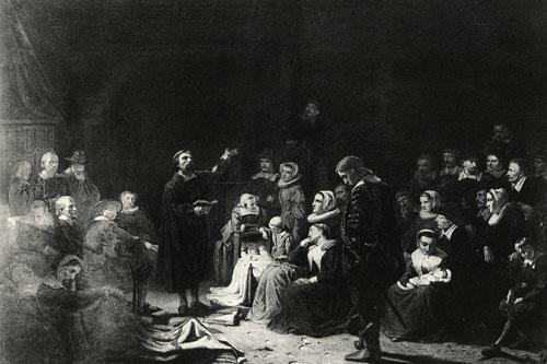 puritan preaching