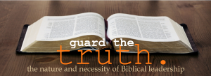 Guard the truth_Leadership