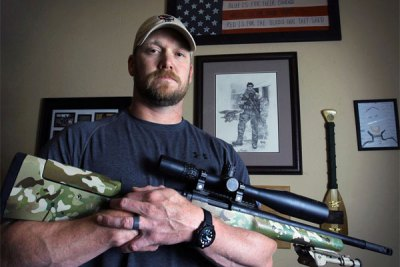 Chris Kyle, Navy SEAL