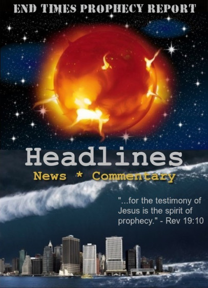 Bible prophecy in Today's news headlines
