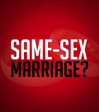 Thoughts on Same-Sex Marriage