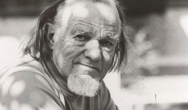 Francis-Schaeffer the man