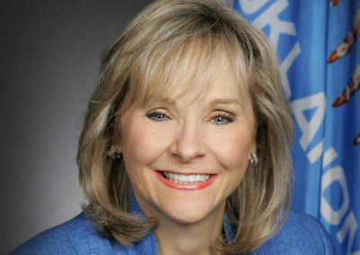 Oklahama Governor Mary Fallin