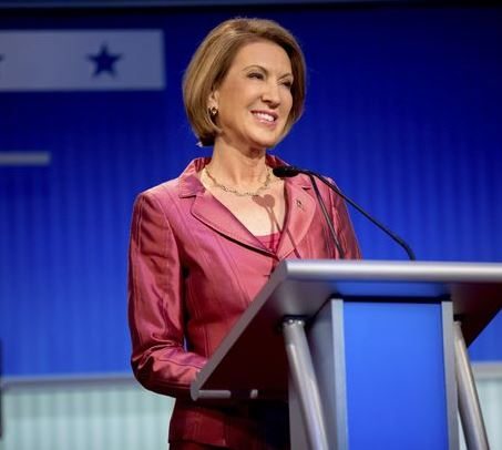 Carly Fiorina outperforms at first GOP primary debate