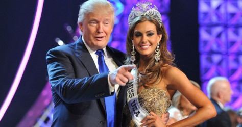 Donald Trump should stick to Miss Universe pageants