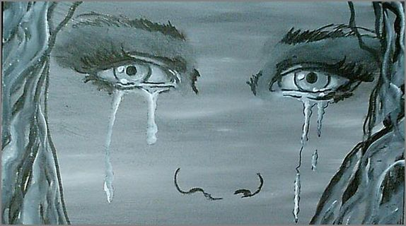 Capture Eyes with tears 1