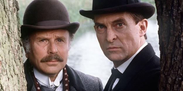 Sherlock Holmes and John Watson