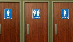 bathroom confusion
