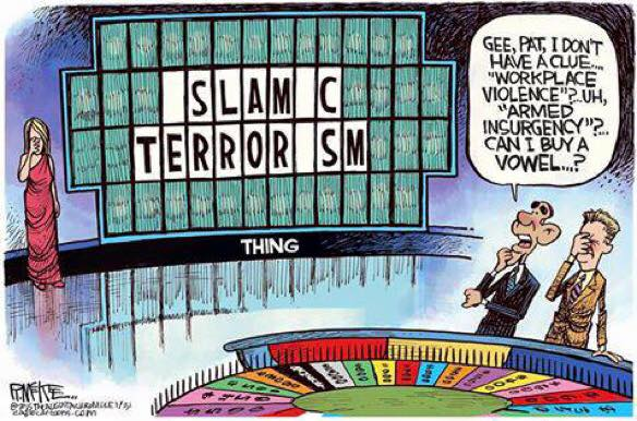 Democrats think that the real threat to America is not radical Islamic terrorism