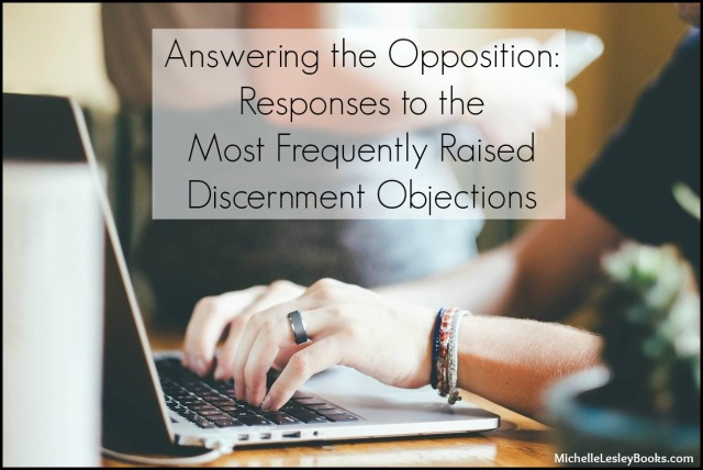 Discernment objections