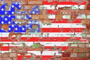 chipped-flag-on-brick-wall-300x200