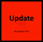 24 October 2017 Update copy