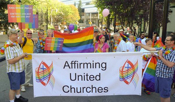 Church attendance for progressive denominations in free fall