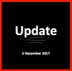 Update (5 December 2017)