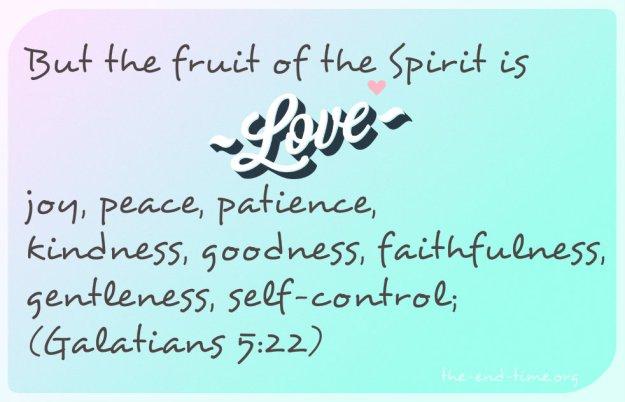 fruit goodness verse 1