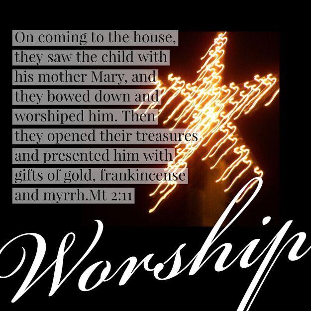 thirty days of jesus day 8
