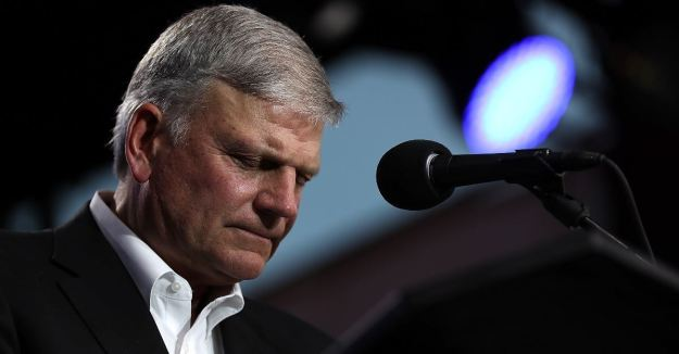 Franklin Graham Challenges Representative Who Said God's Doesn't Belong in Congress