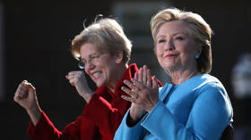 Hillary Clinton & Elizabeth Warren's 'secret talks' ignite outrage, mockery on social media