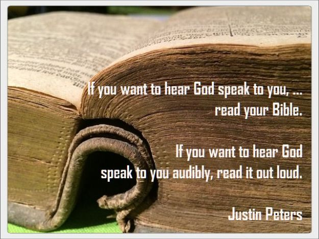 bible out loud