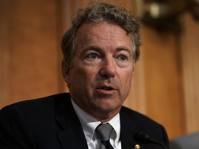 Rand Paul Calls for 'Whistleblower' to Be Subpoenaed, Questioned on 'Hunter Biden and Corruption' | Breitbart