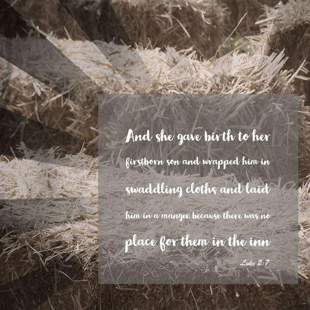 thirty days of jesus verse 5
