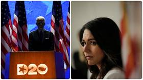 Where's Tulsi? Outsider candidate Gabbard smeared by Clinton not even invited to Democratic convention