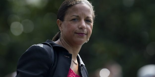 Then-national security adviser Susan Rice on the South Lawn of the White House in Washington. President-elect Joe Biden is naming Susan Rice as director of the White House Domestic Policy Council. July 7, 2016. (AP Photo/Carolyn Kaster, File)