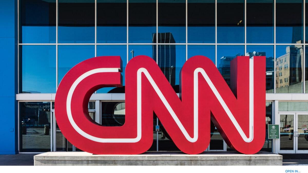 CNN World Headquarters.