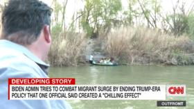 CNN's 'Reliable Sources' savaged for error-laden attempt to debunk 'misinfo' on channel's Rio Grande migrant smuggling report