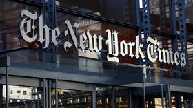 New York Times keeps book about CENSORSHIP off its bestseller list, disgruntled publisher complains to media