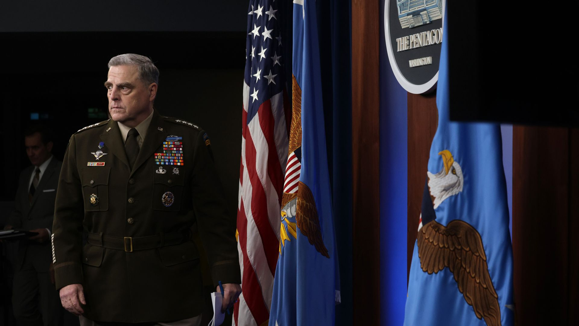 Chairman of Joint Chiefs