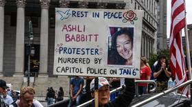 Family of slain Jan 6 protester Ashli Babbitt suing Capitol Police for $10mn over 'failure to warn' before shooting
