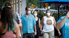 Two thirds of Americans will continue to mask up if they are sick, even post-Covid pandemic – poll
