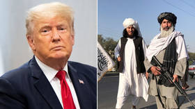 CNN correspondent says there's 'clearly big holes' in Twitter policy, as Taliban use network while Trump is banned